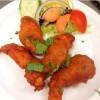 Kip pakora, licht pittig